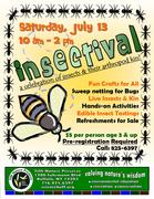 INSECTIVAL at Tifft!