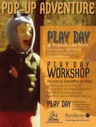 Pop-Up Adventure Play Day - Bernheim Forest