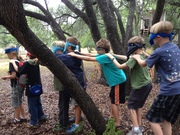 WILDERNESS SCOUT CAMP    (ages 8 - 16).