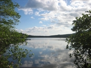 Lake Hike - Kittatinny Nature Club at Fairview Lake