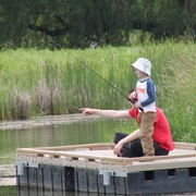 Fishing Family Fun