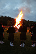 13th Annual Pipers in the Prairie and Spectacular Bonfire to Benefit the Aldo Leopold Nature Center