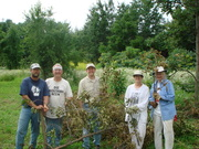 Aldo Leopold Nature Center Land Steward Work Days
