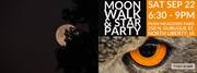 Moon Walk & Star Party