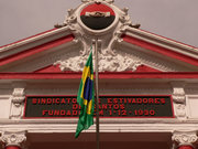 """Exposição Oficina Santos """"Sindicato dos Estivadores"""""""