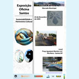 Exposição Oficina Santos no Mercado Municipal