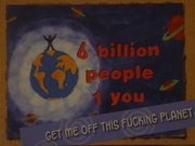 Phobia - Overpopulation