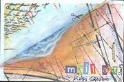 moldes-tijaras-olas postcard to 2da Bienal de Pequeño Formato de Venezuela