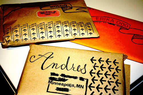 Outgoing Mail