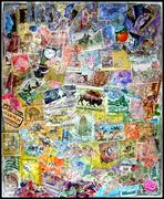 Stamp Art 2010