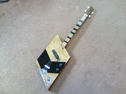 Hand made 80s style 4 string