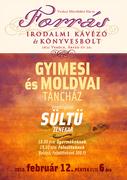 Gyímesi és moldvai táncház