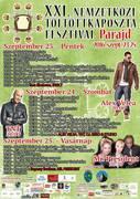 XXI. Nemzetközi Töltöttkáposzta Fesztivál
