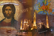 """""""Christianity is in danger of""""  the Louvre, Paris, France, Islam"""