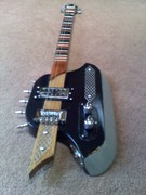 Battle Axx 4 String Guitar and matching amp