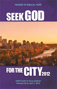 Seek God for the City 2012