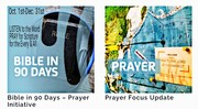 ION Bible in 90 Days Prayer Initiative
