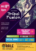 PARTY + Tribal Fusion dances
