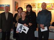 Doreal solo exposition Inter PallasMontreal Jan- Martie 2009