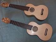 Some of my uke builds