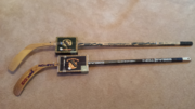 Pair of Hockey Stick Diddley Bows