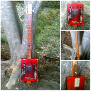 Old Mr Barnface (Mike Snowden 3 Stringer With Bob Harrison Pickup)