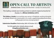 Exhibition Call