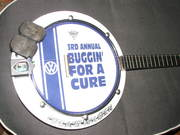 Buggn' for a Cure Banjo