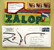 ZALOP Envelope Project