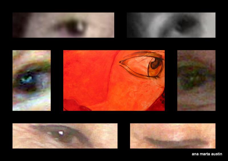 Imponderável - autorretrato -  2011