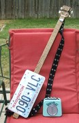 Licensed to Play, 4-string slide guitar, July 12, 2015