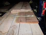 Whites Lumber Ash and two Cherry $258.00 001