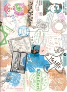 Portfolio 42/50 (381-400), 09/1997, Ryosuke Cohen, Brain Cell Fractal