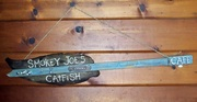 SMOKEY JOE'S CAFE ELECTRIC FISH STICK DIDDLEY BOW