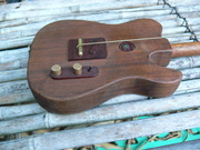 Teddley Bow - Mini Tele