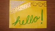 Yellow Hello 1