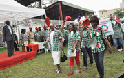 2013 Workers Day Commemoration in Lagos state- 13