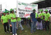 2013 Workers Day Commemoration in Lagos state- 23