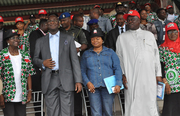 2013 Workers Day Commemoration in Lagos state- 1a