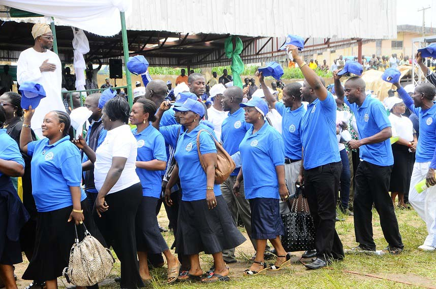 May Day Celebration in State of Osun 4