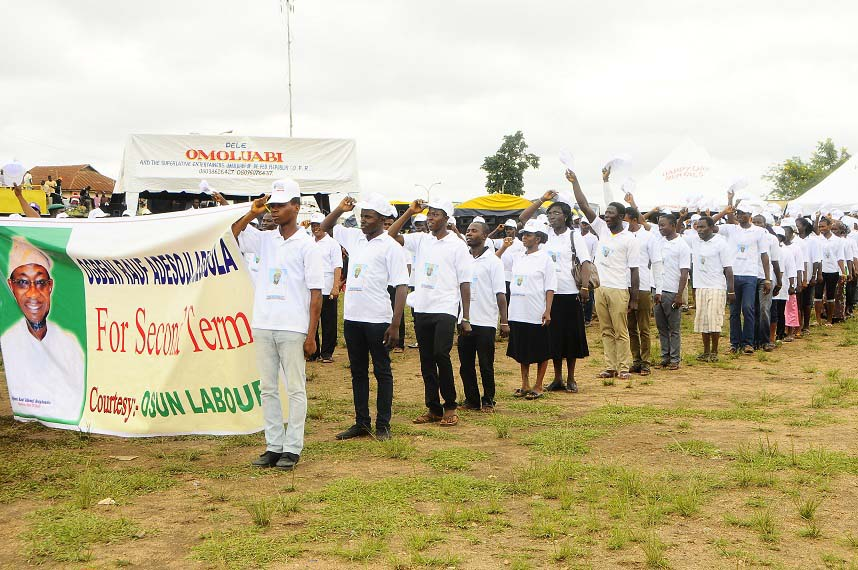 May Day Celebration in State of Osun 2