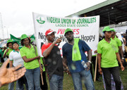 2013 Workers Day Commemoration in Lagos state- 4