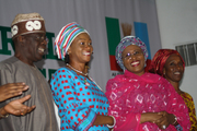 Sen Oluremi Tinubu Book Launch & Town Hall Meeting 3