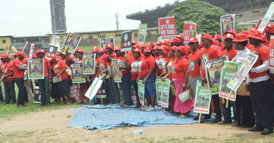 DR NGOZI OKONJO-IWEALA AT NATIONAL RALLY AGAINST TERROR IN LAGOS -19