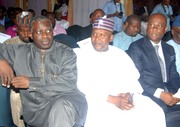 Amaechi book launch in Lagos 11