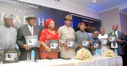 Amaechi book launch in Lagos 1