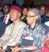 Amaechi book launch in Lagos 15