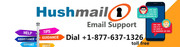 Hushmail technical Support at 1877 637 1326 toll free