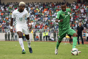 Nigeria vs Zambia 2-1 photos