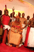 Oba Ewuare II's coronation